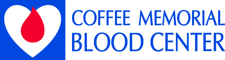 Coffee Memorial Blood Center logo