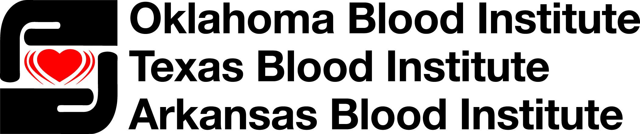 Oklahoma Blood Institute logo